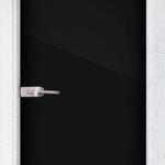 Стъклена врата модел Folio G 15-2  – Бреза