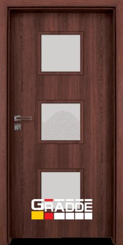 Интериорна врата Gradde Bergedorf – Шведски дъб