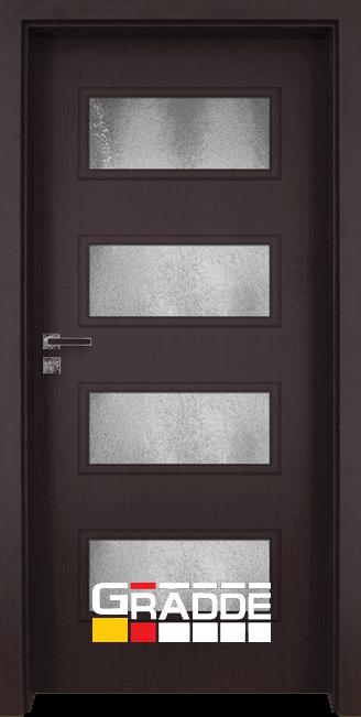 Интериорна врата Gradde Blomendal – Орех Рибейра