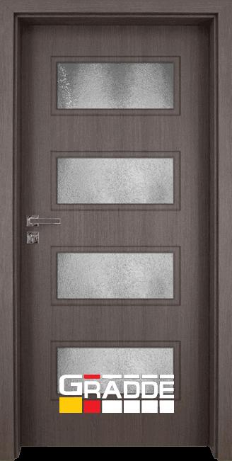 Интериорна врата Gradde Blomendal – Череша Сан Диего