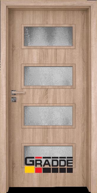 Интериорна врата Gradde Blomendal – Дъб Вераде