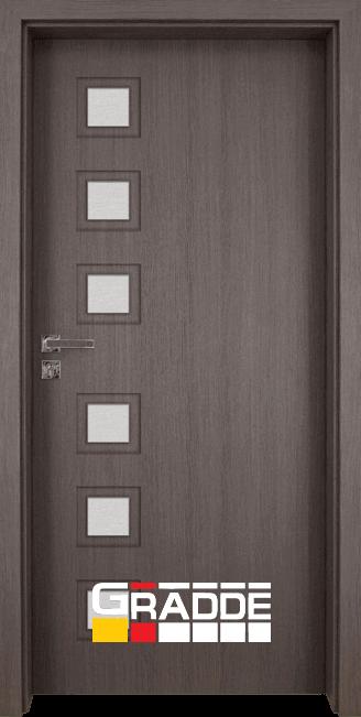 Интериорна врата Gradde Reichsburg - Череша Сан Диего