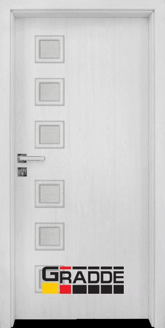 Интериорна врата Gradde Reichsburg – Сибирска Лиственица