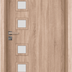 Интериорна врата Gradde Reichsburg – Дъб Вераде