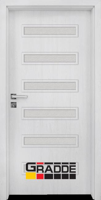 Интериорна врата Gradde Schwerin – Сибирска Лиственица