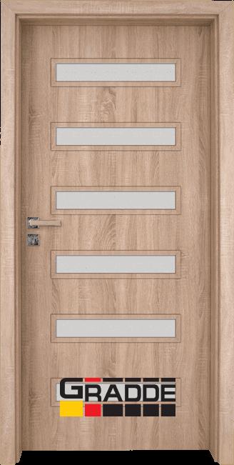 Интериорна врата Gradde Schwerin – Дъб Вераде