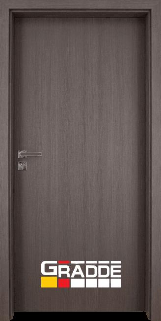 Интериорна врата Gradde Simpel - Череша Сан Диего