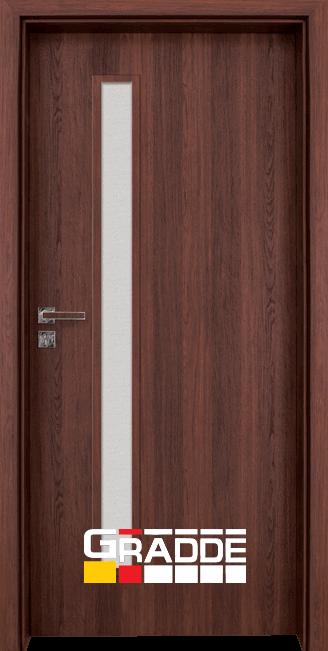 Интериорна врата Gradde Wartburg – Шведски дъб