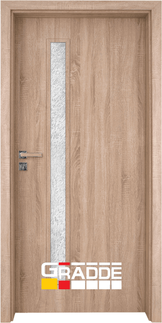 Интериорна врата Gradde Wartburg – Дъб Вераде