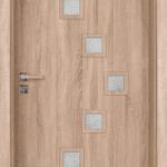 Интериорна врата Gradde Zwinger – Дъб Вераде