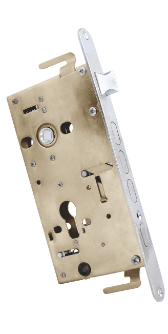 Секретна брава за входна врата Комфорт