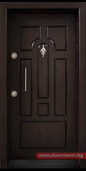 Блиндирана входна врата Т108